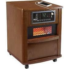 Comfort Zone Heater Fan Comfort Zone Infrared Heater Ebay
