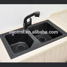 Kitchen Sink Deep by High Quality Quartz Stone Sinks Deep Stone Kitchen Sinks Black