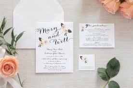 the top 6 wedding stationery trends love our wedding
