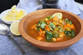 moroccan vegetable soup recipe pamela salzman u0026 recipes