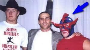 Shawn Michaels Halloween Costume Breeding Ground Shawn Michaels Impactful Wrestling
