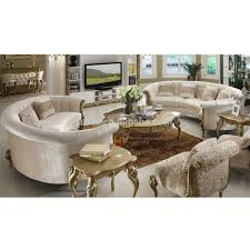 Wooden Sofa Sets For Living Room New Classic 6110 Living Room Furniture Sofa Buy Living Room