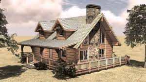 Log Cabin Floor Plans With Loft by Small Loft Style House Plans Youtube