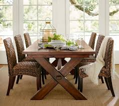 Awesome Pottery Barn Dining Room Set Contemporary Home Design - Pottery barn dining room set
