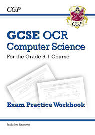 new gcse computer science ocr exam practice workbook for the