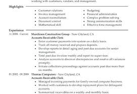 Account Payable Sample Resume Sample Resume For Accounts Payable And Receivable X Accounts