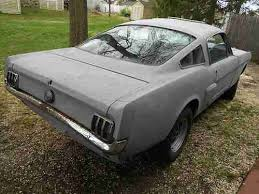 1965 fastback mustang value sell used 1966 ford mustang gt fastback project 2 2 66 1965 65 k a