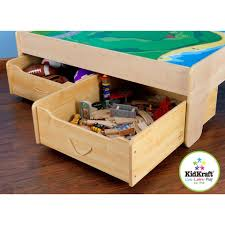 kidkraft train table compatible with thomas kidkraft train trundle natural toys r us