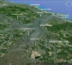 Map Of Kiawah Island Brittan Point 255 Acres Charleston County South Carolina Farm