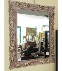 specchi con cornice specchio con cornice in legno intarsiato emporio d oltremare