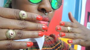 nail art cunnt claws 2023