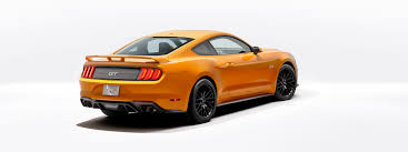 ford u0027s newest mustang drops the v6 engine for the first time in