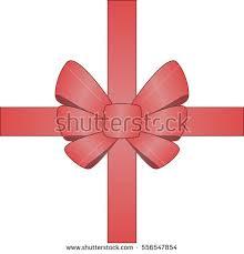 vector image decorative ribbon decorate stock vector 556547854
