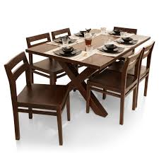 2 Seater Dining Tables Jordan Capra 6 Seater Dining Table Set U2013 Lock And Pull