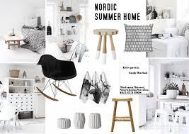 Nordic Design Home Summer Home Inspiration Nordic Design Sleboard