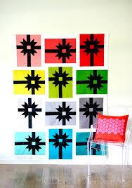 wishes merry gift quilt modern handcraft