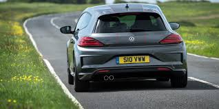 vauxhall scirocco volkswagen scirocco review carwow
