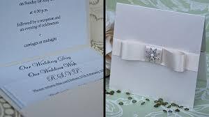 Plain Wedding Invitations Bespoke Wedding Invitations London Surrey Sussex Kent Berkshire