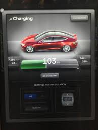 tesla model s charging supercharger highest charge rate tesla