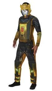 transformers mens fancy dress robot superhero movie film adults