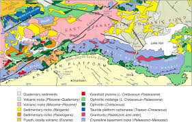 Plate Boundaries Map Seismic Structure Crustal Architecture And Tectonic Evolution Of