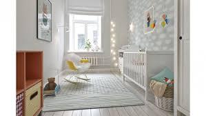 aménagement chambre bébé chambre bébé blanc