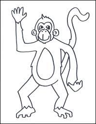 pourapp 14 leprechaun hat coloring monkey coloring