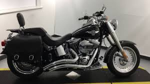 harley davidson softail flstf fat boy youtube