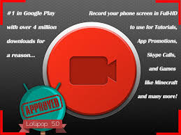 no root record screen video android apps on google play
