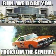 Muscle Car Memes - muscle car memes run we dare you muscle car fan cool