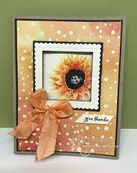 thanksgiving cards ideas painted harvest one of the hottest stamp sets in the holiday