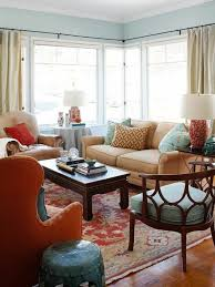 living room painting ideas light blue walls of colored carpet long curtains part 32