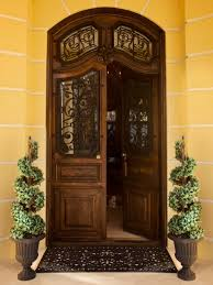 Awesome Front Doors Charming Front Door Plants 91 Plants For Front Door Entrance