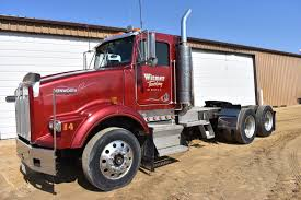 kenworth t800 for sale by owner no reserve machinery retirement auction friday march 23rd 2018 at 9