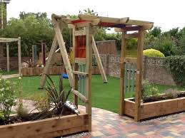 garden playground by timotay playscapes homify