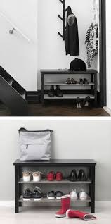 Garage Shoe Storage Bench Lustifik Hat Shoe Rack Silver Color Black Shoe Rack Clutter