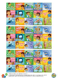diego stickers printable nick jr potty training concepts
