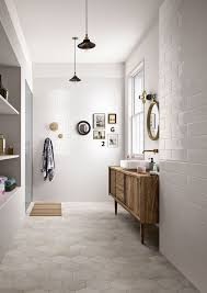 white subway tile bathroom ideas best 25 hexagon tile bathroom ideas on shower white