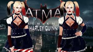 harley quinn arkham city halloween costume the sims 3 create a sim harley quinn batman arkham knight