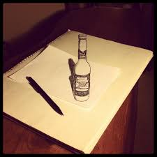 easy 3d sketches to draw drawing of sketch