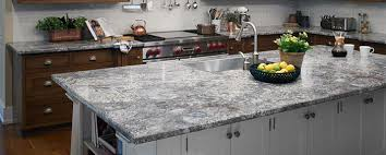 How To Install A Laminate Kitchen Countertop - installing a sink in your laminate countertops edging options