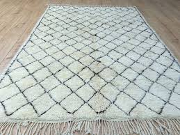 Rugs For Bathrooms by East Unique Moroccan Berber Rug Tapis Berbere Beni Mrirt