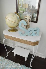 Coastal Home Interiors It All Started With A Cake Plate Fox Hollow Cottage