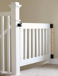 Child Gates For Stairs Diy Baby Gate The Love Notes Blog