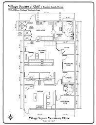 veterinary hospital floor plans community village square veterinary clinic