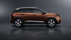 nearly new peugeot peugeot 3008 revealed a new suv look for pug u0027s 2016 family