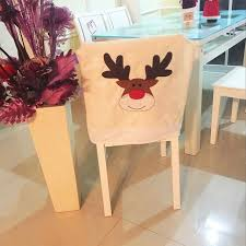 christmas chair covers merry christmas chair covers eparty table santa chair set dining