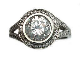 antique engagement rings antique engagement rings art deco