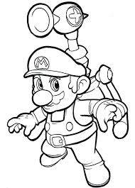 astounding stunning super mario pictures to color fee cartoon bros