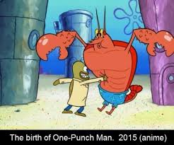 Caption Meme Maker - spongebob anime history caption imgflip